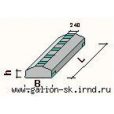 Балка подкрановых путей Б-1 (БРП - 1)