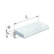 Лестничная площадка 2ЛП 25-12-4к