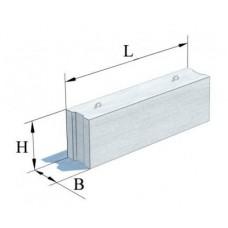 Блок фундаментный ФБС 12-6-6