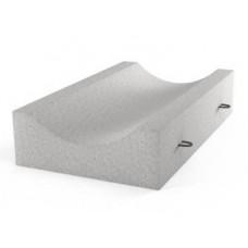 Блок фундаментов Ф 12.1 R=610 мм