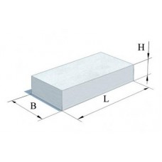 Фундаментный блок БФ 3.150