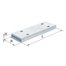 Плиты перекрытия ПБ 105-10-4,5
